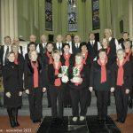 70 jarig bestaan van het KPZ (Koninklijk Parochiaal Zangkoor Deerlijk St-Lodewijk)
